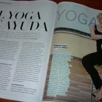 Especial sobre Yoga en Objetivo Bienestar